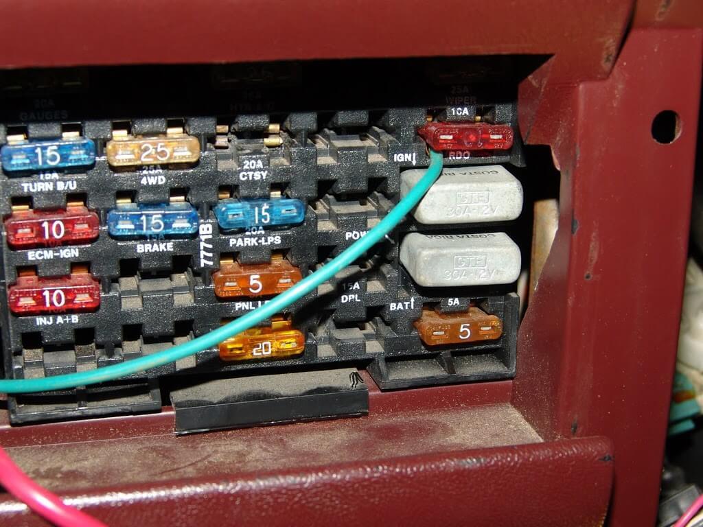 1991 chevy silverado tail light wiring diagram 1997 chevy silverado tail light wiring diagram sparky s answers 1990 chevrolet k1500 pickup multiple