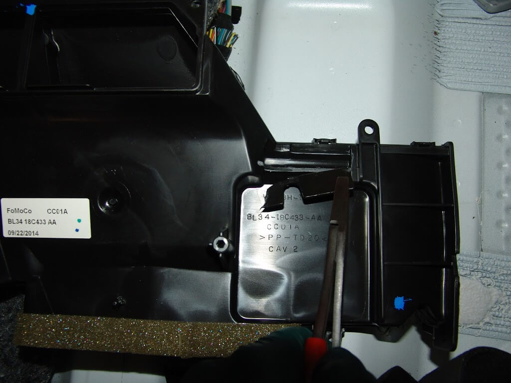 2011 ford f250 floor blend door autos post for 02 ford explorer blend door